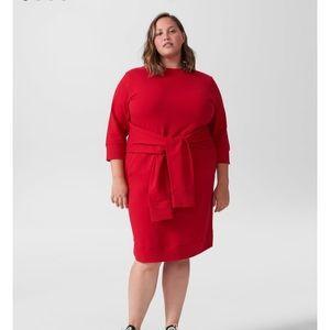 Universal Standard Misa Dress in Red NWT 2XS